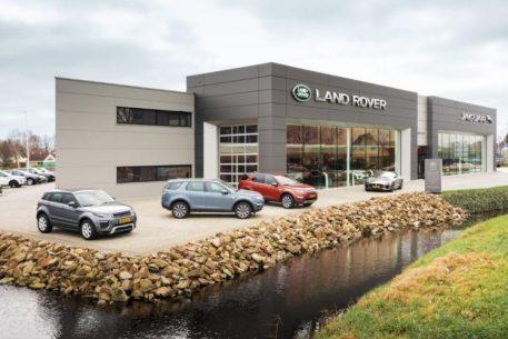 De Reefhorst Jaguar Land Rover referentie