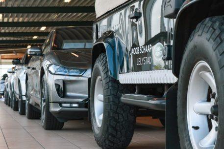 Jacob Schaap Jaguar Land Rover Referentie