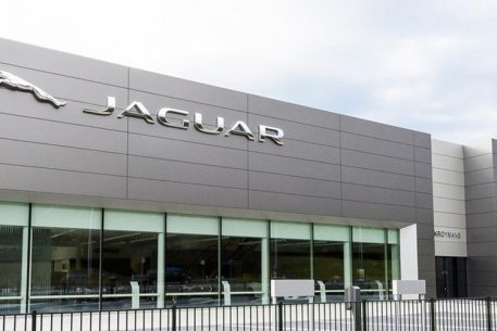 Kroymans Jaguar Landrover referentie