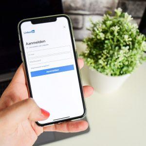 Blog buitendienst LinkedIn