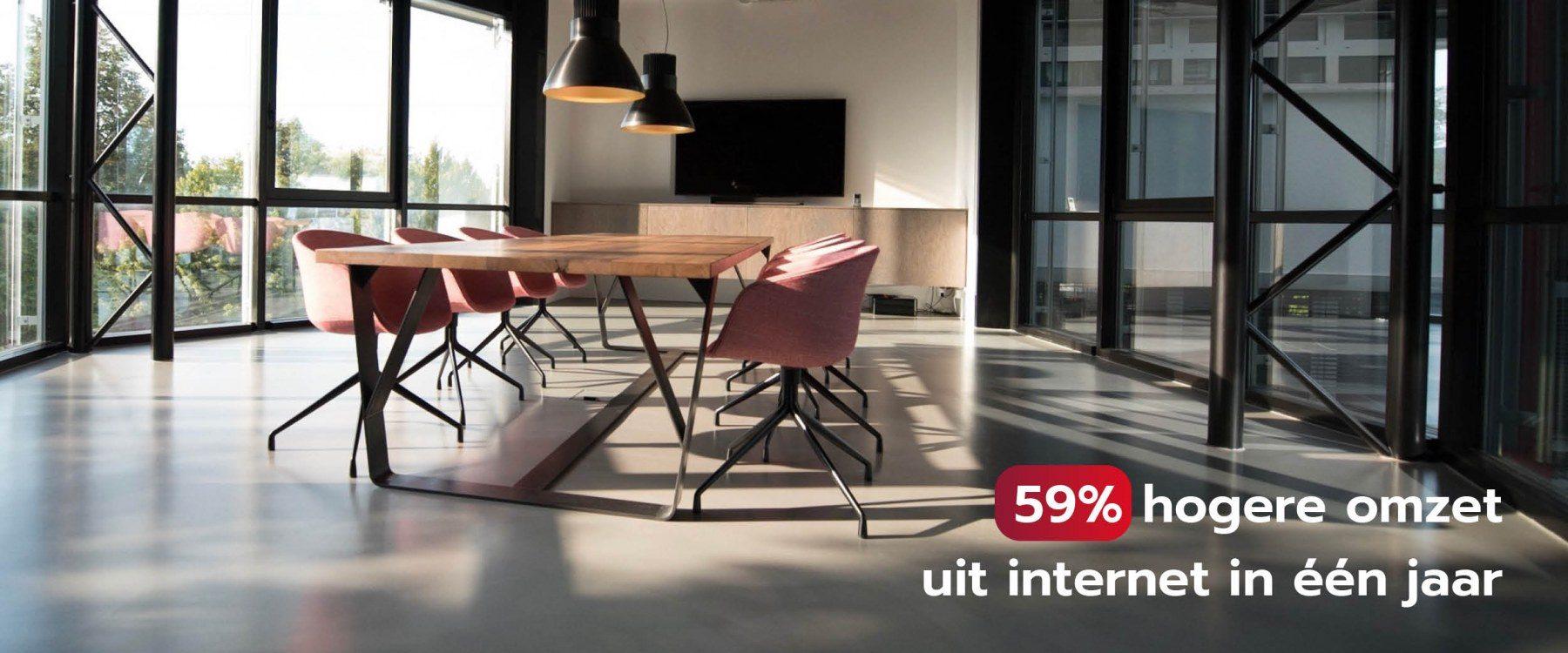 projectvloeren nederland google ads case