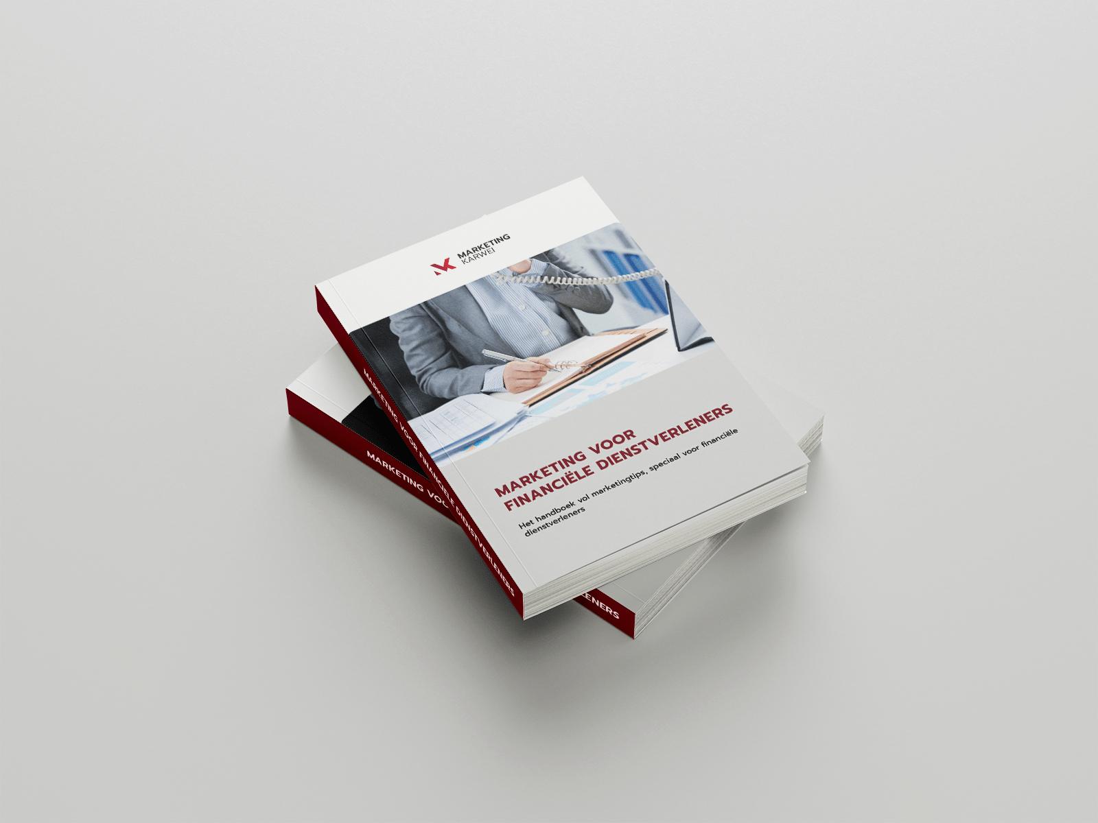 Financiële dienstverlening marketing whitepaper