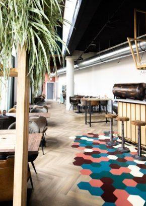 Projectfoto's Projectvloeren Nederland